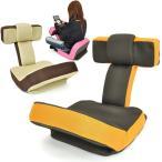 ゲームチェアー ヘッドリクライニング付きハイバック座椅子