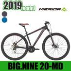 マウンテンバイク MERIDA メリダ 2019年モデル BIG.NINE 20-MD BM902 【ポイント5倍】