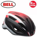 ショッピングロードバイク ヘルメット 自転車 ロードバイク BELL Crest R ベル クレストR マットホワイト/レッド/ブラックスティング  UA(54-61) 7072960 送料無料