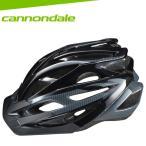 キャノンデール ヘルメット ラディウス CANNONDALE RADIUS Black/Gray L/XL(58-62cm) 自転車 ヘルメット