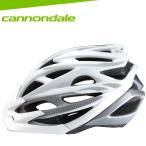 キャノンデール ヘルメット ラディウス CANNONDALE RADIUS WHTSLV S/M(52-58cm) 自転車 ヘルメット
