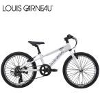 LOUIS GARNEAU ルイガノ J20 LG White 20インチ  キッズ 子供 自転車