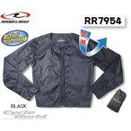 【ROUGH&ROAD】RR7954 防風インナージャケット コンパクト オールシーズン対応 ツーリング 防寒 ラフ&ロード バイク用品