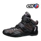 【elf】EXA11 ライディングシューズ エクサ11 エクサイレブン ブーツ スニーカー ツーリング オートバイ 二輪 エルフ バイク用品