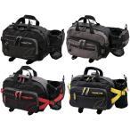 【RS TAICHI】RSB259 ヒップバッグ(M) 容量《6L》 HIP BAG ツーリング カバン かばん 鞄 バッグ RSタイチ アールエスタイチ ウエストバッグ