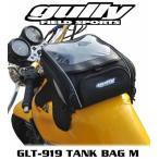 【gully】GLT-919 マグネット式タンクバッグ Mサイズ 6ℓ グーリー Tank Bag ツーリングバッグ 強力マグネット 磁石【バイク用品】