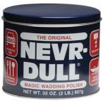 【NEVR-DULL】ネバダル ネバーダル メタルポリッシュ 142g 金属磨き 【バイク用品】