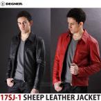 【DEGNER】17SJ-1 レザージャケット 革ジャン デグナー アメリカン バイク オートバイ 正規品