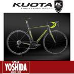 (店舗受取送料無料/配送支店止お値引有)クオータ(KUOTA) 17'KOUGAR(クーガー) ロードバイク 105仕様