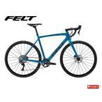 (店舗受取送料割引)フェルト(FELT) FX Advanced+ GRX 800 (1x11s) シクロクロスレーサー