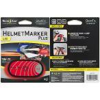 (春の応援セール)ナイトアイズ(NITE IZE) ヘルメットマーカーPLUS セーフティライト