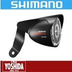 (22日はクーポンで最大1010円OFF)シマノ(SHIMANO) HILMO LP-C2201-S(ライトステー取付)ワイド配光 LEDオートライト【ブラック】