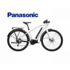 パナソニック XU 1 エックスユーワン BE-EXU44 電動アシストクロスバイク700C E-BIKE