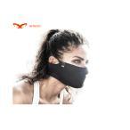 (マスク:冷感/UVカット 在庫有り)再使用可能タイプ ナルーマスク N1S スポーツフェイスマスク