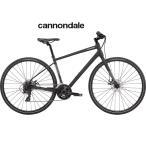 (対面販売品:店頭受取のみ)キャノンデール(CANNONDALE) 21'QUICK 5(2x7s)クロスバイク700C