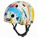 ポイント15倍 NUTCASE ナットケース 幼児用自転車 ヘルメット BABYNUTTY ベビーナッティー XXSサイズ Color Splash カラースプラッシュ