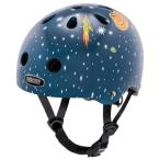 ポイント15倍 NUTCASE ナットケース 幼児用自転車 ヘルメット BABYNUTTY ベビーナッティー XXSサイズ Outer Space アウタースペース