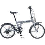 「ジープ」2021 JE-206G 20インチ 折りたたみ自転車