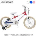 アウトレットセール ルイガノ スポーツ自転車 幼児 2018 LGS-K16 Limited LOUIS GARNEAU 変速なし スポーツ車セール