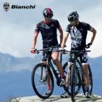 ショッピングビアンキ 【即納/取寄】BIANCHI MILANO Cinca Jersey + Tambre Bib Shorts ビアンキ 半袖ジャージ+ビブショーツ/サイクル 自転車