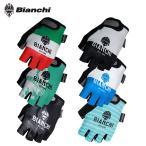 【即納/取寄】[5%OFF]BIANCHI MILANO Ter Glove ビアンキ 指切グローブ/サイクル 自転車