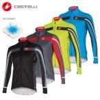【取寄】[10%OFF]CASTELLI 15529 CASTELLI FREE 3 JERSEY FZ カステリ フリー3 長袖ジャージ/サイクル 自転車