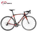 【取寄】[27%OFF]DE ROSA IDOL デローザ アイドル カーボン ロード フレームセット/サイクル 自転車
