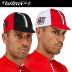 【即納】WILIER 110° CAP ウィリエール 110周年記念 WL184サイクリングキャップ/サイクル 自転車