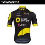 【即納】[20%OFF]WILIER DIRECT ENERGIE REPLICA ウィリエール ディレクトエネルジー レプリカ WL256半袖ジャージ/サイクル 自転車