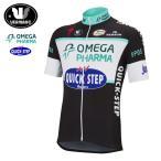 【即納】[50%OFF]Vermarc Omega Pharma-Quickstep SPECIALIZED オメガファルマ・クイックステップ スペシャライズド 半袖ジャージ/サイクル 自転車