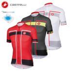 【即納】[25%OFF]CASTELLI 15020 Velocissimo Jersey FZ カステリ ヴェロチッシモ 半袖ジャージ/サイクル 自転車