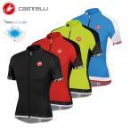 【取寄】[25%OFF]CASTELLI Entrata Jersey カステリ エントラータ 半袖ジャージ/サイクル 自転車