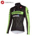 【即納】[30%OFF]CASTELLI Cannondale Garmin Thermal カステリ キャノンデール ガーミン サーマル 長袖ジャージ/サイクル 自転車
