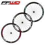 【即納】[32%OFF]FFWD Fast Forward F4R(45mm) 20/24H 11s ファストフォワード フルカーボンチューブラー ペア シマノ用/サイクル 自転車