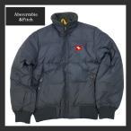 【Abercrombie&Fich】アバクロンビー&フィッチ アバクロ ダウンジャケット DOWN JACKET アメカジ 防寒 冬 メンズ