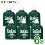 マウスウォッシュ 口臭予防 コンクールF 100ml 6個セット ウエルテック  洗口液
