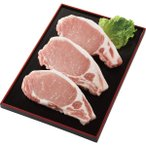 庄内SPF豚 ロースステーキ(3枚) ショウナイステーキ300 3マイ