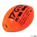 キザクラ(KIZAKURA) 17'GTR M 0シブ オレンジ