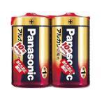 パナソニック(Panasonic) アルカリ乾電池 単1形 2本パック LR20XJ/2SE