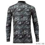 ハヤブサ(HAYABUSA) フリーノット HYOON レイヤードアンダーシャツ Y1625 LL 91.グレーカモ