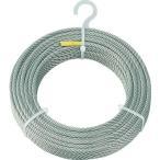 TRUSCO ステンレスワイヤロープ Φ1.0mmX100m CWS1S100