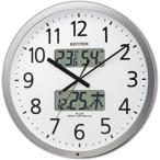 4FN403SR19 リズム時計 プログラムカレンダー403SR 電波掛時計