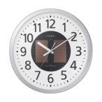 お取り寄せ 4MY815-019 エコライフM815 CITIZEN シチズン 電波ソーラー掛時計
