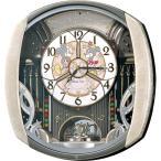 ショッピングミニー FW563A ディズニータイム ミッキー&フレンズ SEIKO セイコー キャラクター電波からくり掛時計 ミッキーマウス&ミニーマウス