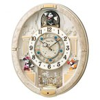 FW574W SEIKO セイコー ディズニータイム ミッキー&フレンズ 壁掛時計