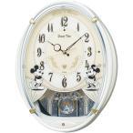 FW579W SEIKO セイコー ディズニータイム ミッキー&フレンズ 壁掛時計