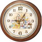 FW587B SEIKO セイコー ディズニータイム ミッキー&フレンズ 壁掛時計
