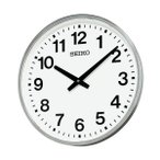 KH411S SEIKO セイコー 屋外・防雨型 大型掛時計 クロック オフィスタイプ