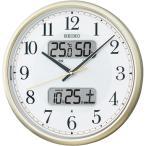 KX384S SEIKO セイコー 電波掛時計
