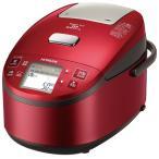 RZ-YV180M-R HITACHI 日立 圧力スチーム炊き ふっくら御膳 1升炊き IHジャー炊飯器 メタリックレッド